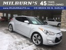 Used 2013 Hyundai Veloster w/Tech for sale in Guelph, ON
