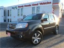 Used 2012 Honda Pilot Touring | New Tires | 1.99% financing available for sale in Mississauga, ON
