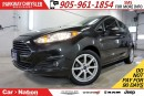 Used 2015 Ford Fiesta SE| SPORT APPEARANCE PKG| SYNC| SIRIUS XM & MORE| for sale in Mississauga, ON
