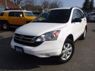 Used 2011 Honda CR-V LX for sale in St Catharines, ON
