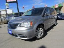 Used 2013 Chrysler Town & Country Limited  for sale in St Catharines, ON