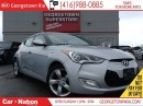 Used 2014 Hyundai Veloster BACK UP CAMERA | HEATED SEATS | BLUETOOTH | for sale in Georgetown, ON
