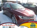 Used 2015 Chrysler 200 LX | BLUETOOTH | SPORTY + COMFORT for sale in London, ON