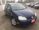Used 2007 Volkswagen Rabbit 5-Door/AUTOAIR/LOADED/ALLOYS/CLEAN CAR PROOF for sale in Pickering, ON
