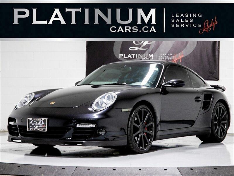 Used 2007 Porsche 911 Turbo AWD,SPORT CHRONO, NAVI, BOSE