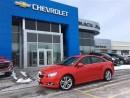 Used 2014 Chevrolet Cruze 2LT for sale in Orillia, ON