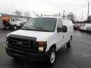 Used 2008 Ford Econoline E-250 Cargo Van with Shelving & Ladder Rack for sale in Burnaby, BC