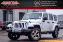 New 2017 Jeep Wrangler Unlimited New Car Sahara 4x4|Connect.Pkg|Nav|Leather|R.Start|18
