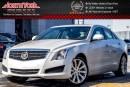 Used 2014 Cadillac ATS Luxury |AWD|Cue&SurroundSoundPkg|Sunroof|Nav|RearCam|18