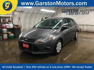 Used 2014 Ford Focus SE*BLUETOOTH PHONE/AUDI*SYNC BY MICROSOFT* for sale in Cambridge, ON