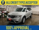 Used 2011 Dodge Journey SXT*REMOTE START**BLUETOOTH PHONE/AUDIO*POWER DRIVER SEAT*BLUETOOTH PHONE/AUDIO*DUAL ZONE CLIMATE CONTROL*3.6L V6 VVT* for sale in Cambridge, ON
