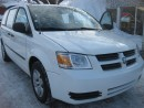 Used 2010 Dodge Caravan C/V, p/w p/l. a/c cargo, windowless rear cargo for sale in Ottawa, ON