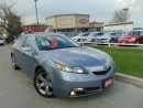 Used 2012 Acura TL SH-PREM PKG - ALL WHEEL DRIVE for sale in Scarborough, ON