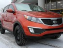Used 2013 Kia Sportage LX for sale in Edmonton, AB