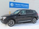Used 2016 BMW X3 xDrive28i for sale in Edmonton, AB