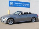 Used 2008 BMW M3 HARD TOP CABRIOLET for sale in Edmonton, AB