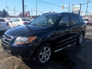 Used 2009 Hyundai Santa Fe LIMITED for sale in Waterloo, ON