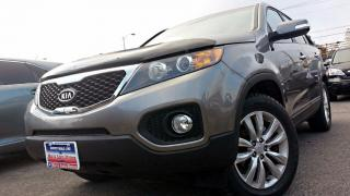 Used 2011 Kia Sorento LX V6, LX / HEAT. SEATS / A-RIMS / HITCH / 86k for sale in North York, ON