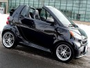 Used 2012 Smart fortwo cabriolet |BRABUS|NAVIGATION|LEATHER for sale in Scarborough, ON