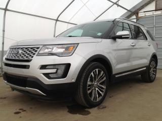 New 2017 Ford Explorer Platinum 4wd for sale in Meadow Lake, SK