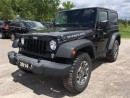 Used 2014 Jeep Wrangler Rubicon - Heated Leather - Nav for sale in Norwood, ON