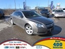 Used 2012 Chevrolet Malibu MALIBU | LS | ONSTAR | POWER SEATS for sale in London, ON