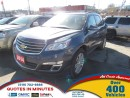 Used 2015 Chevrolet Traverse TRAVERSE   AWD   8PASS   REAR AIR   SAT for sale in London, ON
