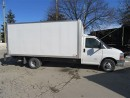 Used 2013 GMC Savana 3500 16 ft diesel cube with power lift gate for sale in Richmond Hill, ON