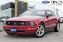 Used 2007 Ford Mustang V6 - YOU CERTIFY & YOU SAVE! for sale in Bolton, ON