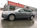 Used 2013 Audi A4 Low KMs, Premium Pkg, Leather, Heated Seats, Sunro for sale in Surrey, BC