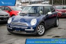 Used 2004 MINI Cooper Sunroof and Heated Seats for sale in Port Coquitlam, BC