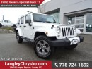 Used 2016 Jeep Wrangler Unlimited Sahara for sale in Surrey, BC