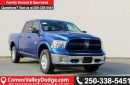 New 2017 Dodge Ram 1500 SLT HEATED FRONT SEATS & STEERING WHEEL, BACK UP CAMERA, TOW HOOKS, FOG LAMPS for sale in Courtenay, BC