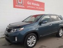 Used 2014 Kia Sorento EX V6, AWD, SUNROOF, LEATHER for sale in Edmonton, AB