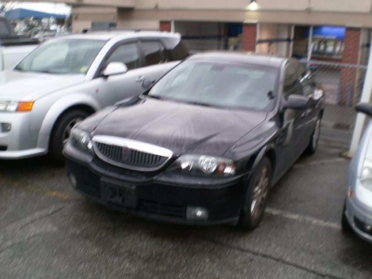 2003 Lincoln LS w/Premium Sport Pkg