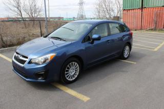 Used 2013 Subaru Impreza 2.0i w/Touring Pkg for sale in Woodbridge, ON