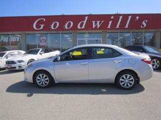 Used 2015 Toyota Corolla LE! HEATED SEATS! BLUETOOTH! for sale in Aylmer, ON
