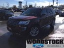 Used 2016 Ford Explorer XLT  Navigation, Dual Panel Moonroof, 3.5L V6 Engi for sale in Woodstock, ON