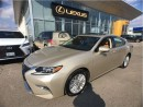Used 2016 Lexus ES 350 for sale in Brampton, ON