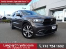 Used 2014 Dodge Durango R/T for sale in Surrey, BC