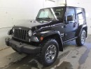 Used 2014 Jeep Wrangler Rubicon 2dr 4x4 - GPS Navigation for sale in Edmonton, AB