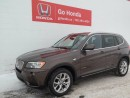 Used 2013 BMW X3 X3, XDRIVE, 28I, AWD, AUTO, NAVI, PANOROOF for sale in Edmonton, AB