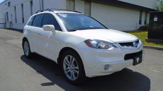 Used 2007 Acura RDX VERY CLEAN AWD TURBO LEATHER SUN ROOF for sale in North York, ON