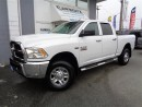 Used 2016 RAM 2500 SXT Crew Cab 4x4, Like New!! for sale in Langley, BC