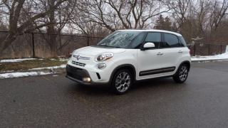 Used 2015 Fiat 500 L TREKKING MODEL for sale in York, ON