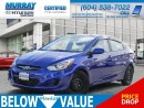 Used 2014 Hyundai Accent GL**BLUETOOTH**HEATED SEATS** for sale in Surrey, BC