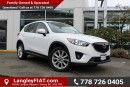 Used 2014 Mazda CX-5 GT LOCALLY OWNED for sale in Surrey, BC