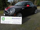 Used 2013 MINI Cooper S Coupe, navi, Auto, Insp, Warr for sale in Surrey, BC