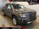 New 2017 GMC Canyon SLT-Navigation, Heated Leather, HD Trailering Package, Onstar 4G LTE for sale in Lethbridge, AB