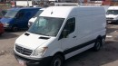 Used 2007 Dodge Sprinter 2500 / Roof Rack / H-ROOF / SHELVES for sale in North York, ON
